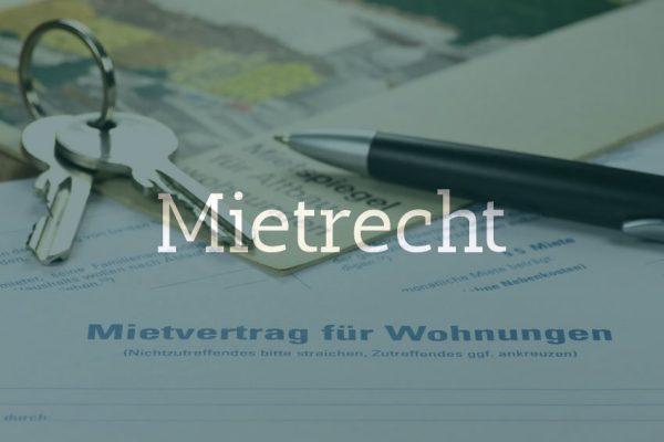 Löffler Porstmann Rechtsanwalt Kanzlei Erlangen Mietrecht