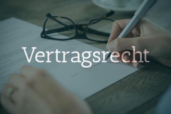 Löffler Porstmann Rechtsanwalt Kanzlei Erlangen Vertragsrecht